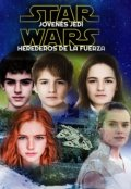 """Portada del libro """"Jóvenes Jedi: Herederos de la Fuerza"""""""