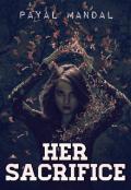 "Book cover ""Her Sacrifice"""