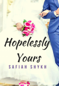 """Book cover """"Hopelessly Yours"""""""