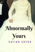 """Book cover """"Abnormally Yours"""""""