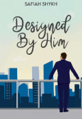 "Book cover ""Designed By Him """