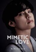 """Portada del libro """"Mimetic Love"""""""