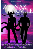 """Book cover """"Zonax Oracle: Faith or Fate"""""""