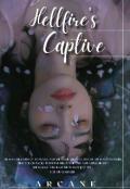 "Book cover ""Hellfire's Captive"""