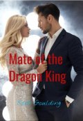 """Book cover """"Mate of the Dragon King"""""""