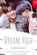"Portada del libro ""Dream High"""