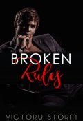 "Book cover ""Broken Rules"""