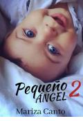 """Portada del libro """"Pequeño ángel 2 """""""