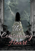 """Book cover """"The Consuming Heart"""""""