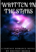 """Book cover """"Written In The Stars"""""""