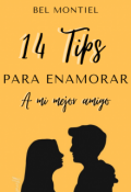 """Portada del libro """"14 Tips Para Enamorar a mi mejor amigo."""""""
