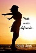 """Portada del libro """"Todo sería diferente (#1 Chilenas)"""""""