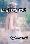 """Book cover """"Chasing You"""""""