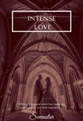 "Book cover ""Intense Love"""