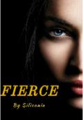 """Book cover """"Fierce"""""""