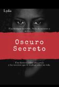 """Portada del libro """"Oscuro Secreto"""""""