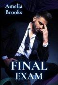 """Book cover """"Final Exam"""""""