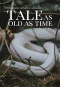 """Book cover """"Tale As Old As Time"""""""