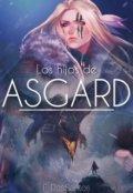"""Portada del libro """"Los hijos de Asgard"""""""