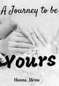"Book cover ""Yours"""