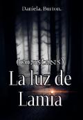 """Portada del libro """"La luz de Lamia  (constans)"""""""
