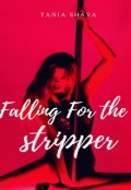 """Book cover """"Falling For The Stripper"""""""