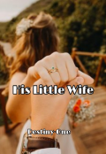 """Book cover """"His Little Wife"""""""