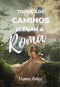 """Portada del libro """"Todos los caminos llevan a Roma"""""""