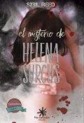 """Portada del libro """"El misterio de Helena Surchs """""""