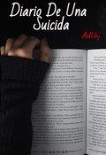 """Portada del libro """"Diario de una suicida"""""""