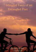 """Book cover """"Mingled Fates of an Entangled Past"""""""