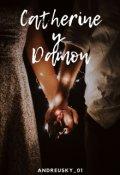 """Portada del libro """"Catherine = Damon"""""""