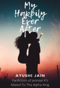 """Book cover """"My Happily Ever After"""""""