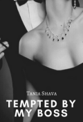 """Book cover """"Tempted By My Boss"""""""