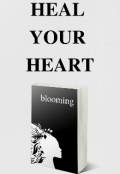 """Book cover """"Heal your heart """""""