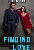 """Book cover """"Finding Love"""""""