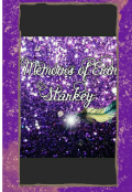 "Book cover ""Memoirs of Erin Starkey """