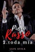 """Portada del libro """"Piero Russo 2. Toda mía."""""""
