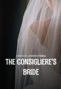 """Book cover """"The Consigliere's Bride"""""""