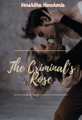 """Book cover """"The Criminal's Rose """""""