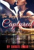 """Book cover """"Captured - The Royal Romance"""""""