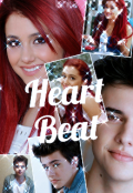 """Book cover """"Heart Beat"""""""