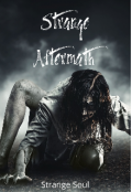 "Book cover ""Strange Aftermath"""