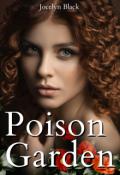 """Book cover """"Poison Garden"""""""