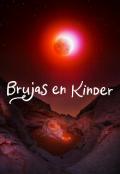"""Portada del libro """"Brujas en Kinder """""""