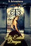 """Book cover """"The Exiled Dragon"""""""