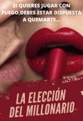"""Portada del libro """"La Elección del Millonario"""""""