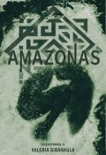 """Portada del libro """"Amazonas   Libro 2   Saga Estaciones"""""""