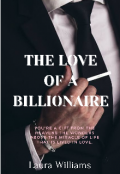 """Book cover """"The Love Of A Billionaire  """""""