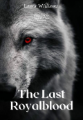 """Book cover """"The Last Royalblood"""""""